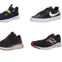 Chollos en tallas sueltas de zapatillas New Balance, Nike, Puma o Under Armour por menos de 30 euros en Amazon