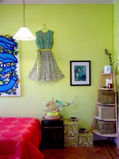 Espacios pequeños: Cajas para guardar y como elemento decorativo
