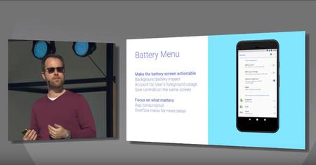 Así es el plan de Google para reducir agresivamente el consumo de batería en Android O