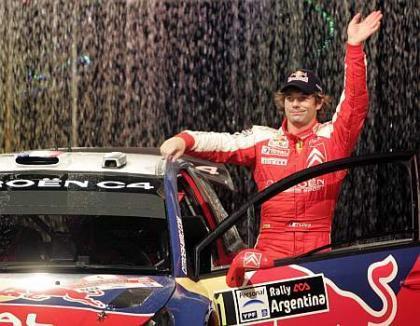 Sébastien Loeb continuará en el Mundial de Rallyes
