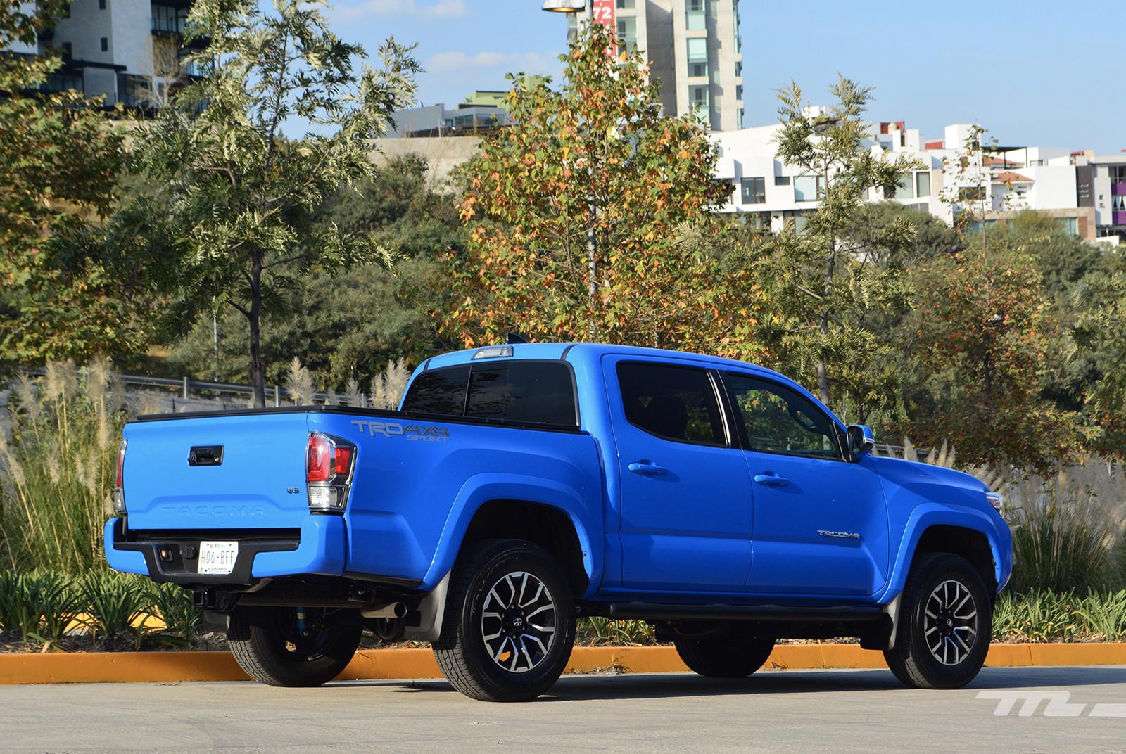 Toyota Tacoma 2020 (prueba)