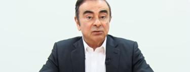 Carlos Ghosn rompe el silencio: se autodeclara inocente y habla de conspiración en su contra