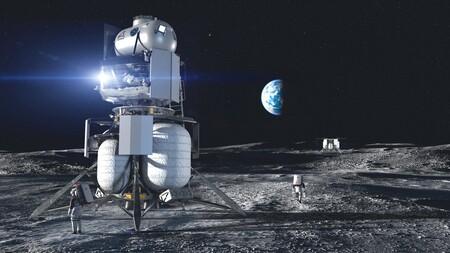 La Propuesta De Blue Origin Para Llegar A La Luna