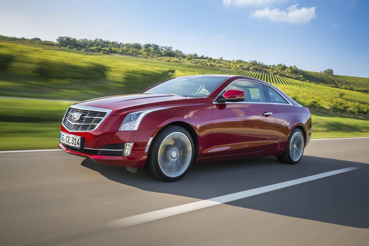 Foto de Cadillac ATS Coupé Europeo (5/33)