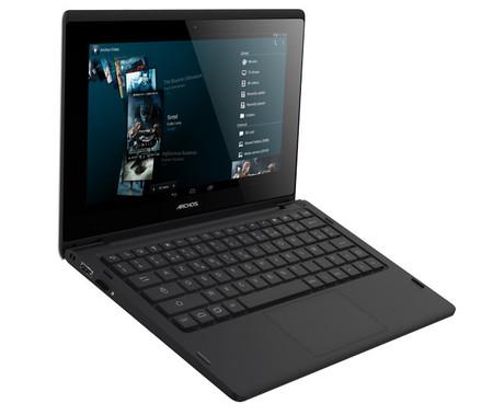 Archos ArcBook, la firma francesa también tiene un portátil con Android