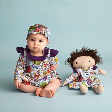 """""""Una muñeca como yo"""", el proyecto que busca que todos los niños, con independencia de su físico, se identifiquen con sus muñecas"""