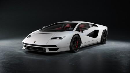Lamborghini Countach híbrido