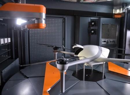Los drones autónomos de Airobotics saben cómo cambiar sus baterías