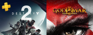 Destiny 2 y God of War III: Remasterizado entre los juegos de PlayStation Plus de septiembre