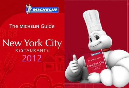 Guía Michelin New York City 2012, todos los restaurantes con estrellas