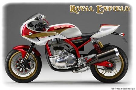 Royal Enfield Bullet Sport Concept