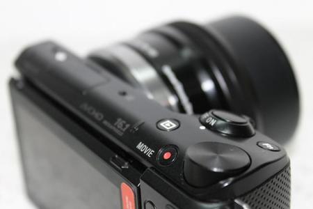 Sony NEX-5T controles