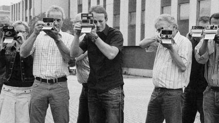 «Time Zero», un entrañable homenaje al legado de Polaroid realizado desde su interior