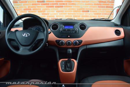 Hyundai Grand I10 Automatico 3