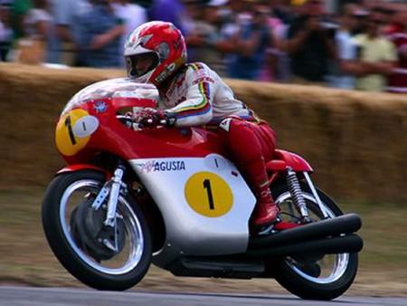 Agostini Mv Agusta 500cc