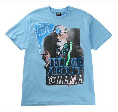 Freud en camiseta