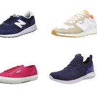 Chollos en tallas sueltas de zapatillas Skechers, Superga, New Balance y Pepe Jeans en Amazon
