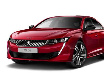 """El Peugeot 508 2018 es más atractivo que nunca, con mucho equipamiento y estilo """"coupé"""""""
