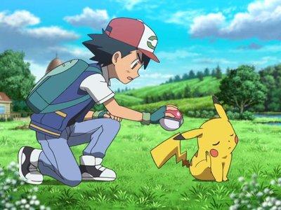 Pokémon: ¡Yo te elijo! llegará a los cines de México en noviembre