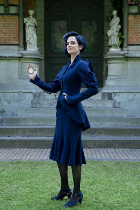 Eva Green protagoniza 'El hogar de Miss Peregrine...' la última película de Tim Burton. Analizamos su peculiar vestuario