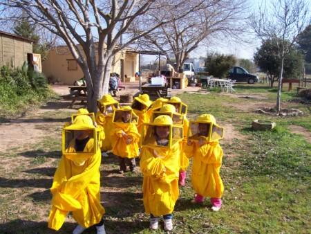 Cuatro actividades novedosas para no pensabas que podrías hacer con niños en España