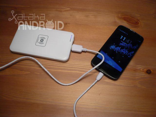 Foto de Wireless Power Bank 4800 mAh (11/13)