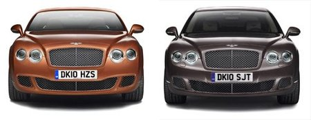 Bentley lanzará dos versiones especiales exclusivas para China