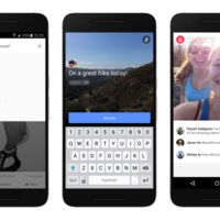 Facebook lanza el streaming en vídeo desde Android