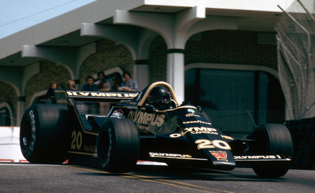 Wolf WR7 - James Hunt 1979