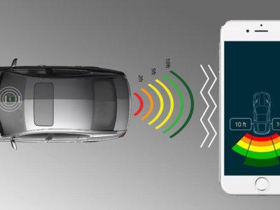 Ahora puedes instalar unos sensores de aparcamiento acústicos y visuales en sólo diez minutos