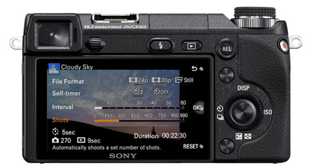 Dos nuevas aplicaciones llegan para la Sony NEX 5R y NEX 6