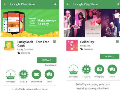 Descubren spyware en 500 aplicaciones de Google Play, camuflado en la publicidad