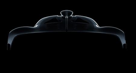 Así es la plataforma del futuro Mercedes-AMG Project One con motor de Fórmula 1