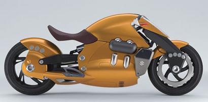 Suzuki Concept Bikes para el Salón de Tokio