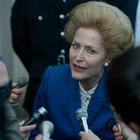 Globos de Oro 2021: Gillian Anderson es la mejor actriz de reparto en una serie por 'The Crown'