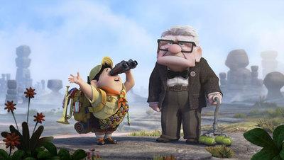Las mejores películas infantiles: 'Up'