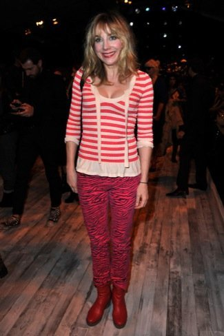 Semana de la Moda de París Julie Depardieu