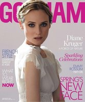 Diane Kruger, 5 portadas, 5 estilos
