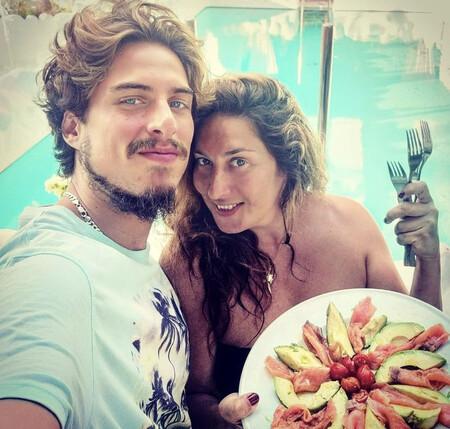 Kiki Morente y Estrella Morente