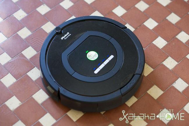 Roomba 770 análisis - 11