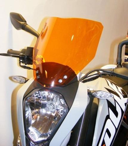 Cúpula KTM 125 Duke