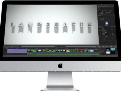 Apple lanza actualización de Final Cut Pro X, Motion y Compressor