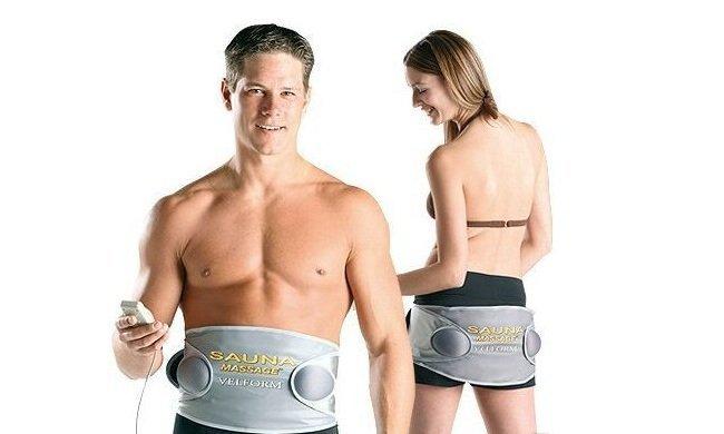 Anuncios de aparatos para bajar de peso