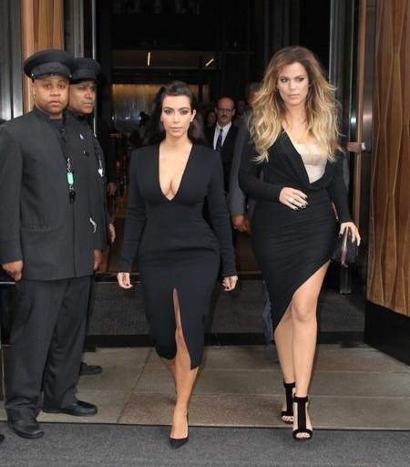 El team Kardashian siempre ha de ir a conjunto