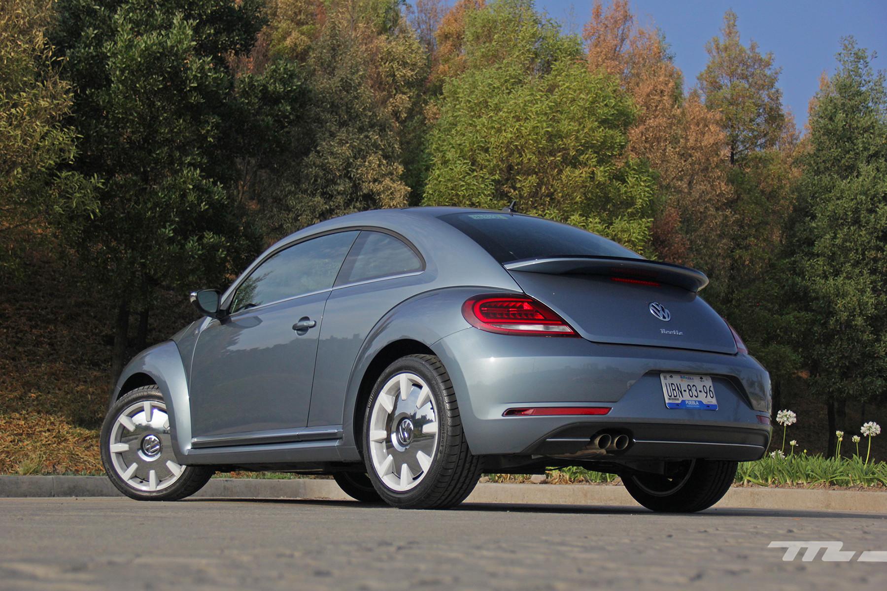 Foto de Volkswagen Beetle Final Edition 2019 prueba (22/25)