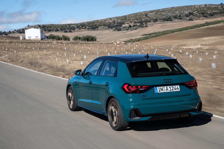 Foto de Audi A1 2018, toma de contacto (115/172)