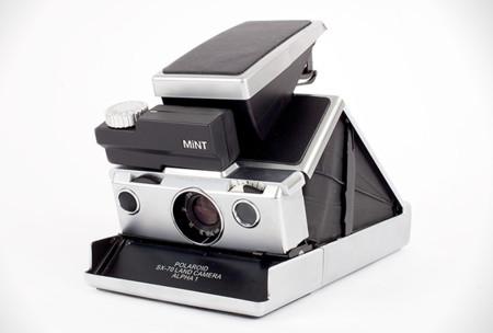 Cámara Mint, reviviendo la mítica Polaroid SX-70