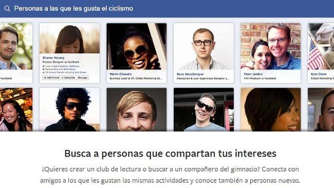 Facebook añade limitaciones a Graph Search para los menores de edad