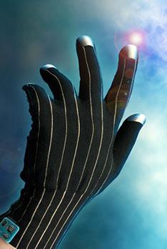 Control Glove, un guante como dispositivo de entrada