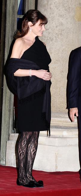 Foto de El estilo de Carla Bruni: la Jackie Kennedy del siglo XXI (11/11)